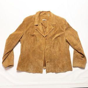 I.E. Women's Geniune Leather Jacket size 3X